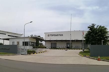 株式会社トップシステム PT. TOPSYSTEM ASIA BASE