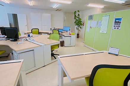 株式会社トップシステム 松山システムオフィス