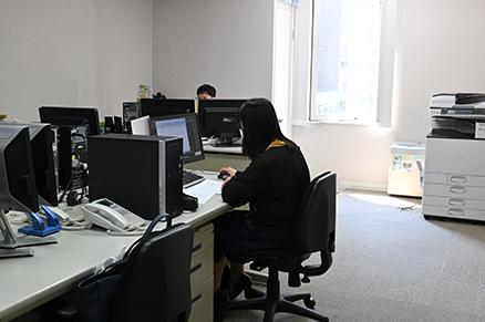 株式会社トップシステム 札幌リエゾンオフィス