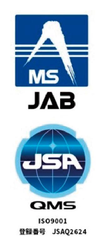 JAB・QMSロゴ