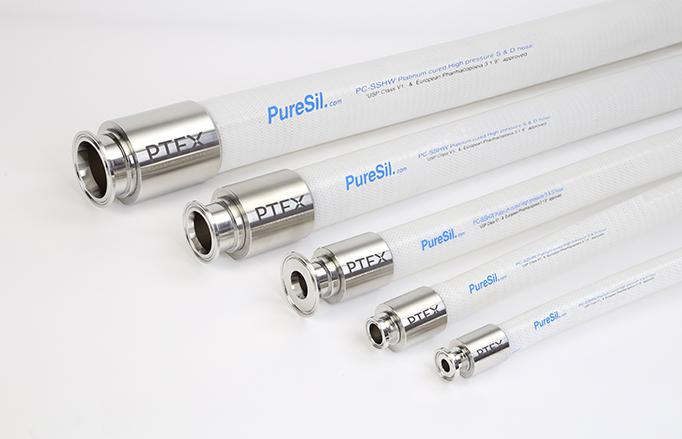 PTFX社(イギリス製)プラント用フレキシブルホース