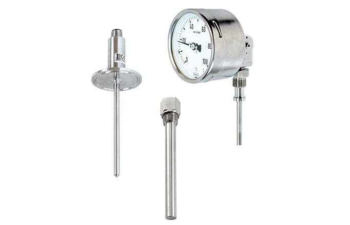 LABOM社(ドイツ製)圧力計、温度計、レベル計