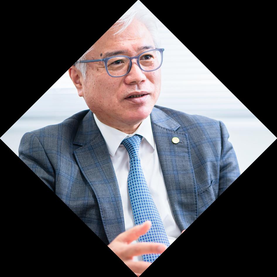 株式会社トップシステム 代表取締役|森達雄